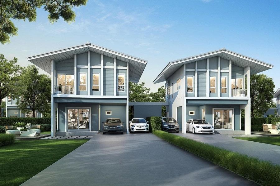 Review Twin House Anasiri