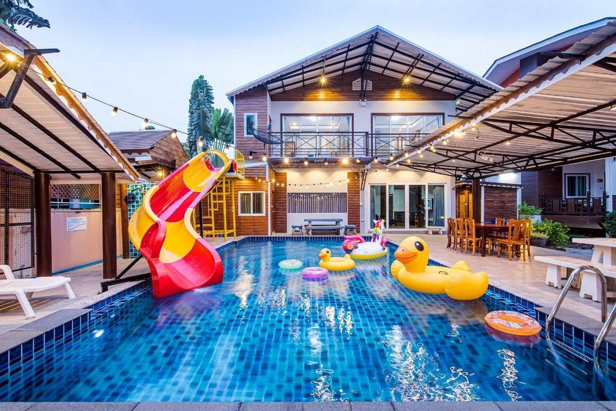 Introducing Pool Villa Bangsaen