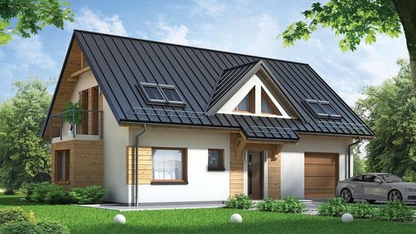 คู่มือการสร้าง บ้านทรงยุโรป