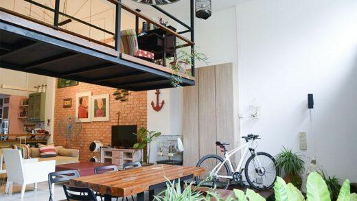 house design ideas mezzanine