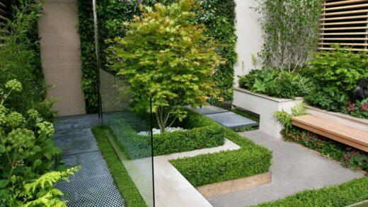 Minimal gardening guidelines