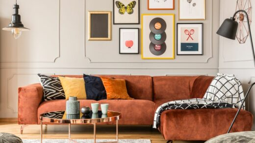 Tips for decorating a vintage home