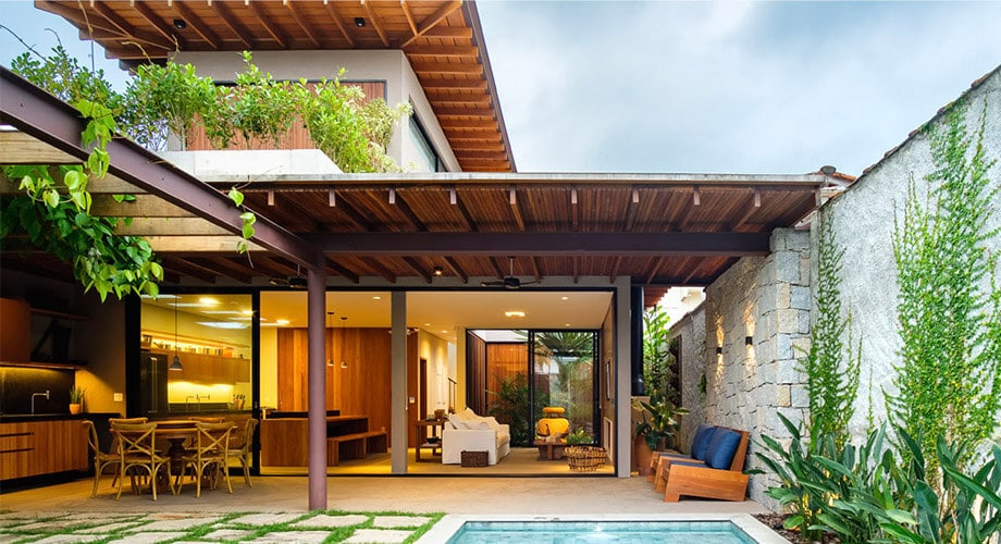 Resort style home decoration guide