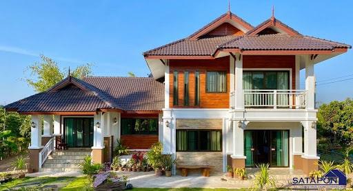 แนวทาง บ้านสไตล์ไทยประยุกต์