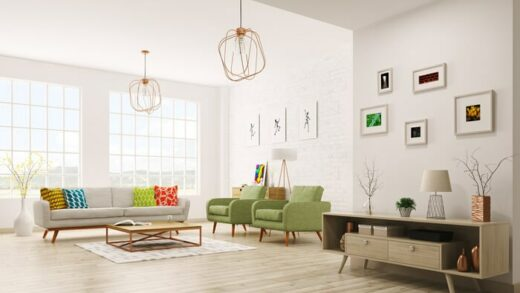 home decoration guidelines popular house style