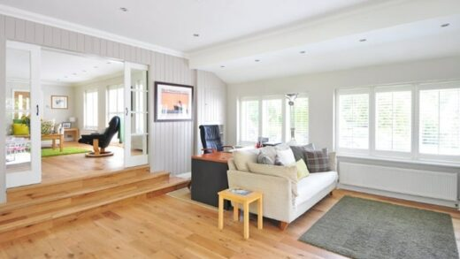 Suggestions for feng shui in a single-storey house