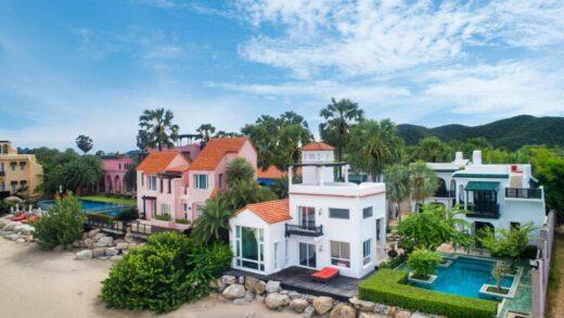 Introducing villa maroc