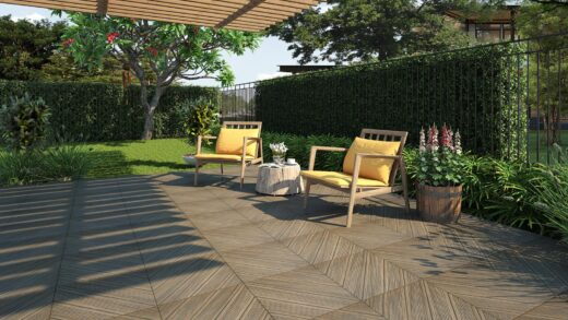 Guide to exterior floor tiles